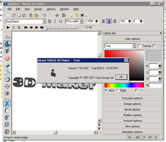 Images Magix 3D Maker