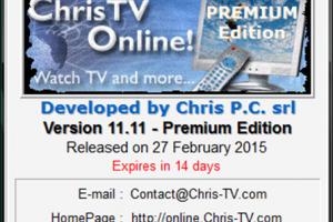 ChrisTV Online!