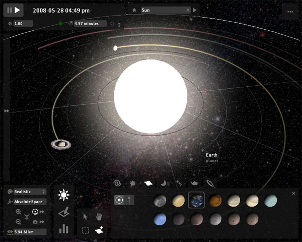 Images Universe Sandbox