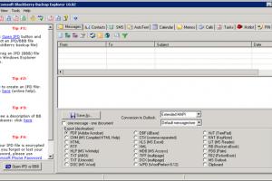 Elcomsoft blackberry backup explorer 10.02