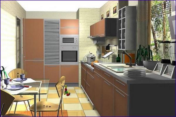 Immagini kitchendraw for Programa cocinas 3d