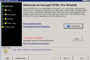 Encrypt HTML Pro